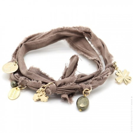 Taupe Doudou Bracelet