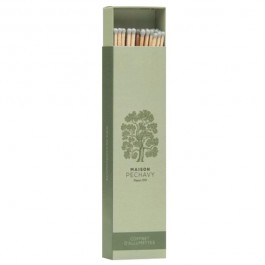 Sage luxury matchboxes