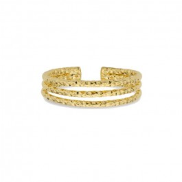 Little Amazonia gold Plated Ring