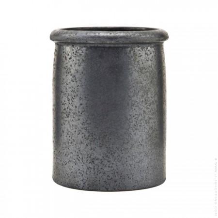 Pot Pion noir marron