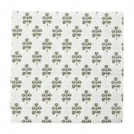 40 serviettes en papier Plant