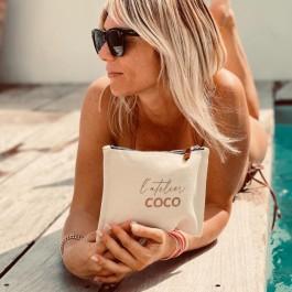Pochette L'atelier Coco gold