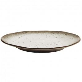 Stonneware dinner plate