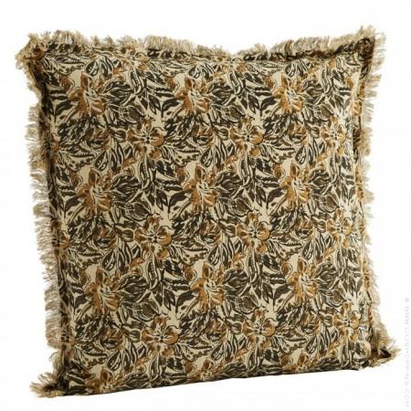 Cadre en fil doré avec crochets et pinces
