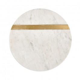 Plateau en marbre Kasa