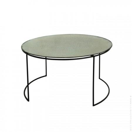 Table basse vintage lounge