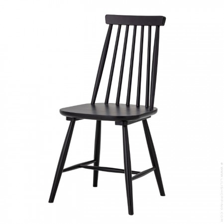 Black Gilli dining chair