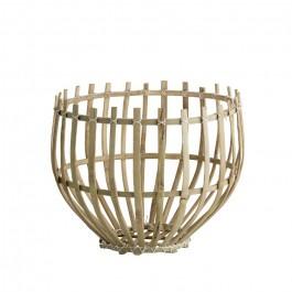 Basdome S rattan basket - lampshade
