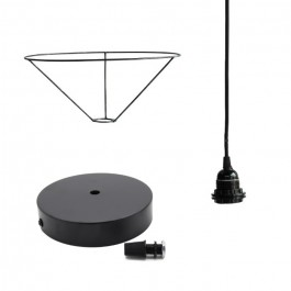 S kit to turn Tine K Home baskets in lampshades / pendants
