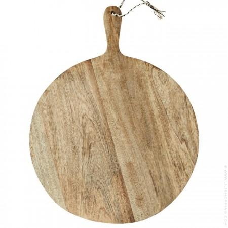 Tall round chopping board