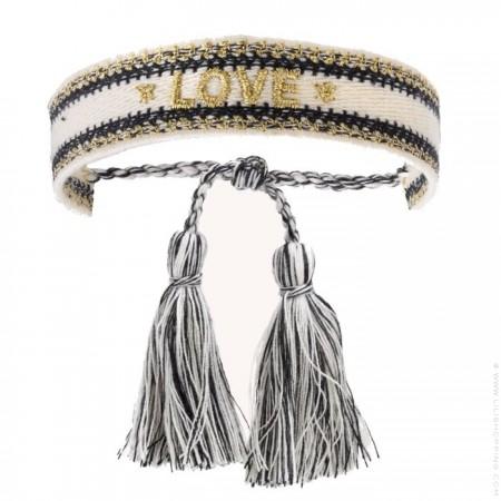 Wild vowen bracelet