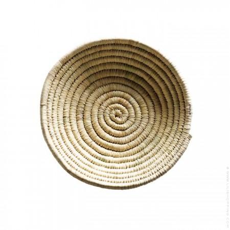Palmleaves storage basket