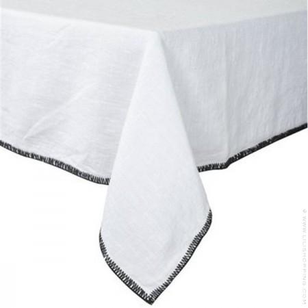 Set de table en lin Luri kaki