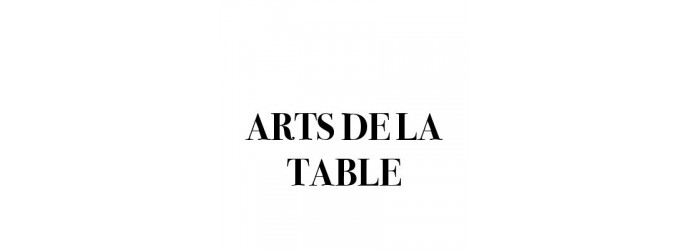 Cuisine et Arts de la Table