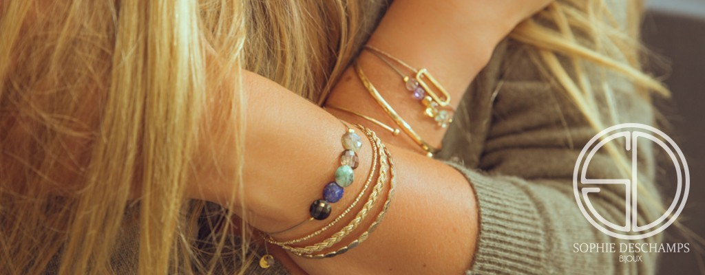 Sophie Deschamps jewels